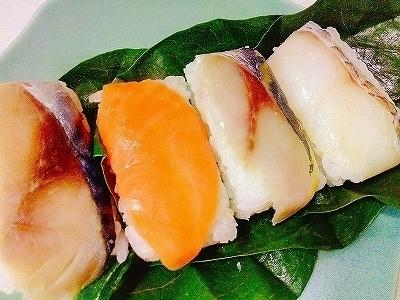 ゐざさ柿の葉寿司1000別8個 (1).jpg