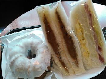 カフェベローチェ ESPキャラメルケーキ240込 タマゴハムミックス230込.jpg